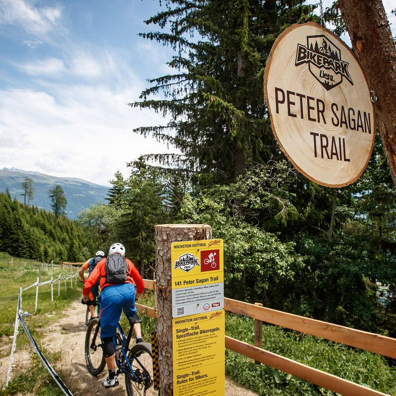 Peter Sagan Trail