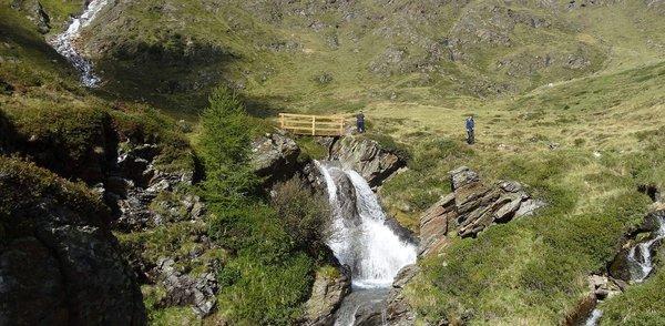 Schrentebach Wasserfall