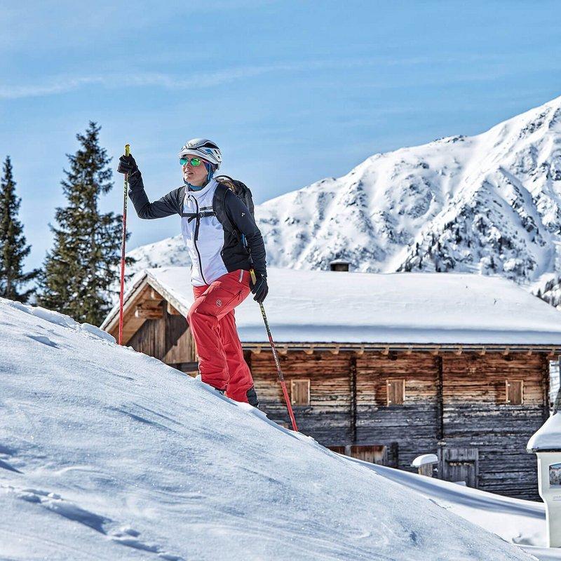 Skitouren Rotes Kinkele Villgratental