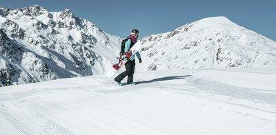 St. Jakob Snowboard