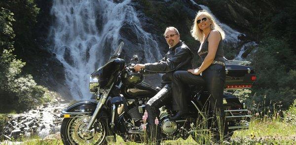Motorradfotos Kals Grossglockner