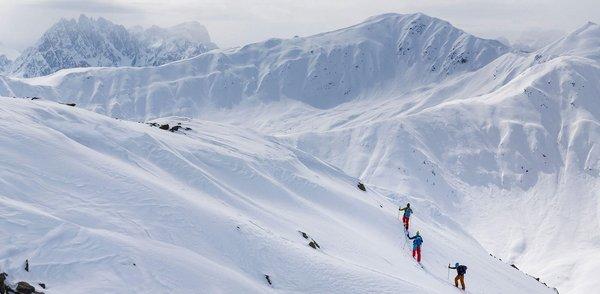 Skitouren Herzassvillgraten Kalkstein