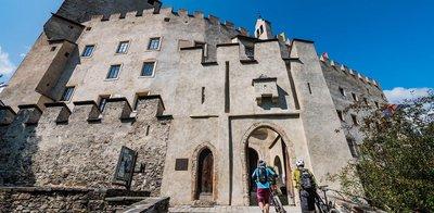 Biken Schloss Bruck