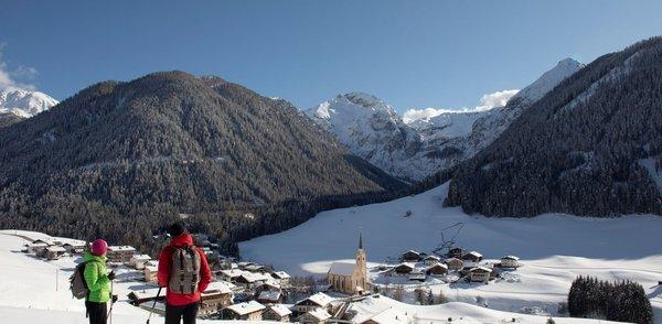 Winterwandern mit Aussicht