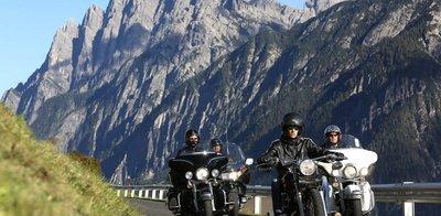 Motorradfotos Iselsberg