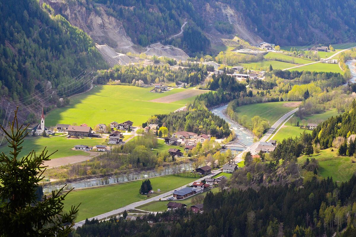 Gemeinde St. Johann im Walde | Land Tirol