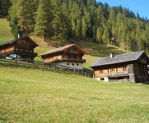 Alfenalm - Ferienwohnungen am Berg - Alfenalm