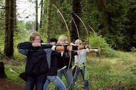 Erlebnis Jagdbogenschießen