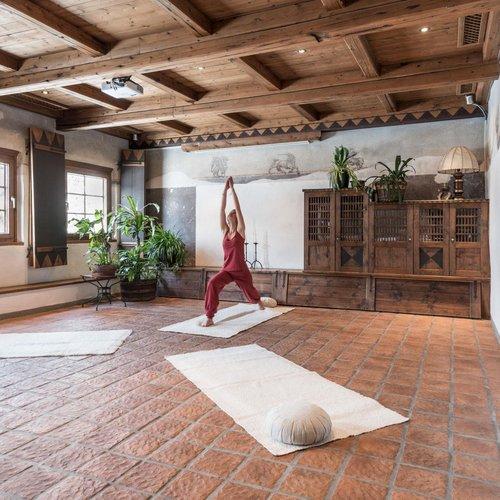 Yoga, Egger-Lienz