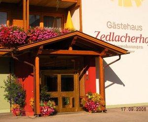 Gästehaus Zedlacherhof