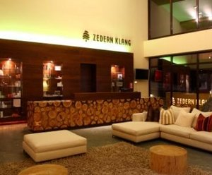 Hotel ZEDERN KLANG