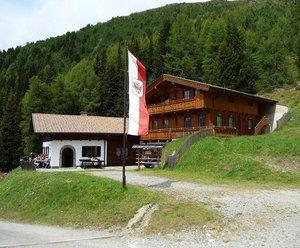 Jausenstation Speikbodenhütte