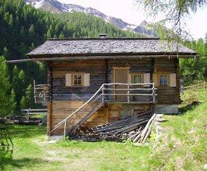 Almhütte Santnerhof