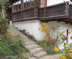 Berghütte Kornkasten