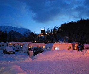 Nationalpark Camping Kals